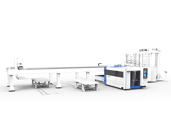 LMN-15MH Automatic laser cutting production line