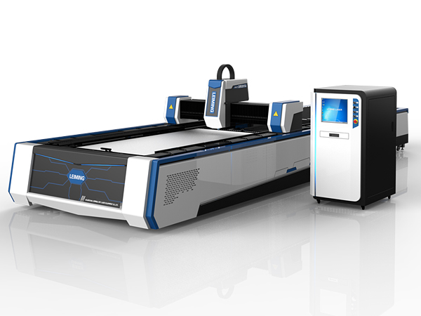 Exchange table fiber laser metal cutter for metal sheet