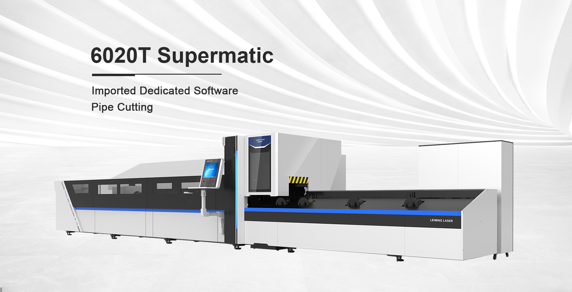 6020T laser tube cutting machine