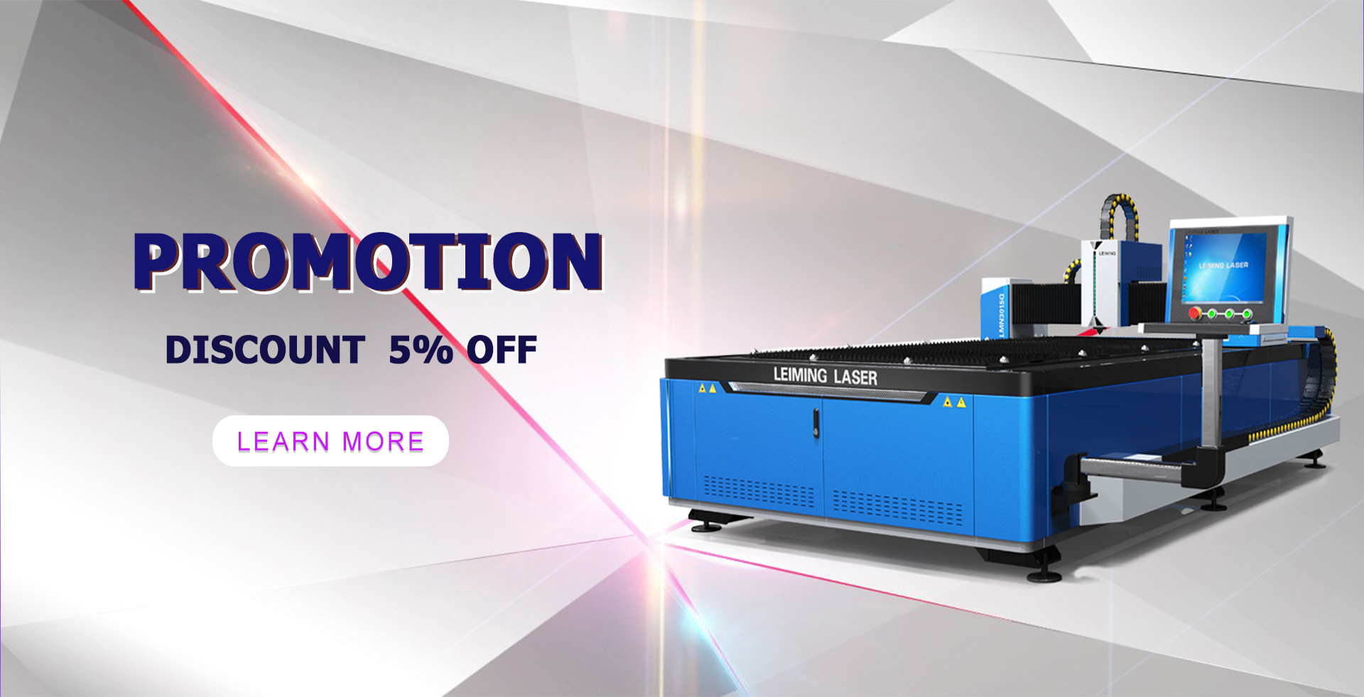 fiber laser cutting machine discount